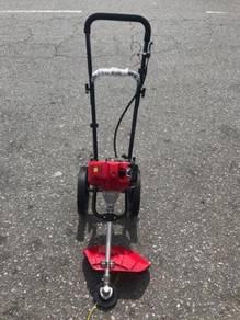 Hand Push Petrol Brush Cutter/Mesin Rumput Tolak