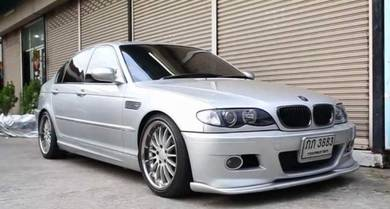 Bmw e46 lip hamann for bumper m3