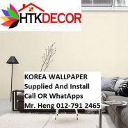 Wall paper with Installation for your HOME 2AZ1W