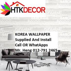 HOToffer Wall paper with Installation64MAW