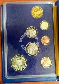 Australia royal mint 1985