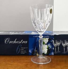 Cawan kristal Orchestra Crystal wine glass 6