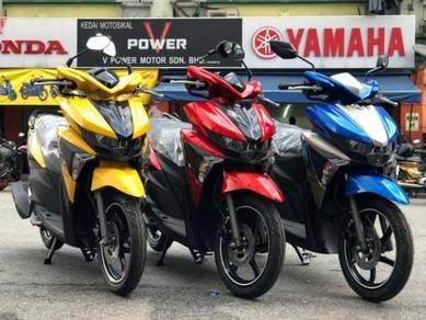 Yamaha Avantiz (Jom Jimat) Free Apply