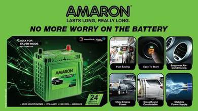 Amaron high performance car battery all model AG