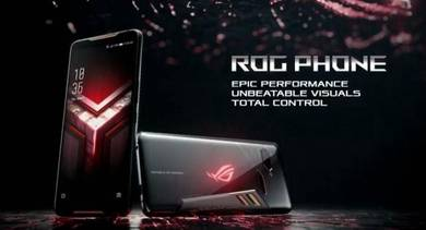 ASUS ROG Phone (512GB ROM)MYSet + FREE GAMEVICE