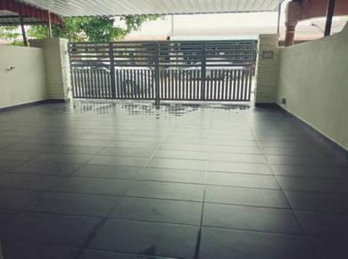 1sty terrace fully renovated_ Taman Seri Bayu_ SP