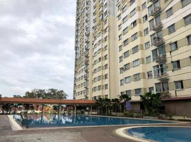 Bukit Serdang Vista Impiana Fully Furnished unit