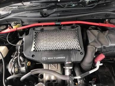 Toyota Caldina st246 3s turbo gt engine kosong