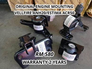 Original ENGINE Mounting Vellfire estima alphard