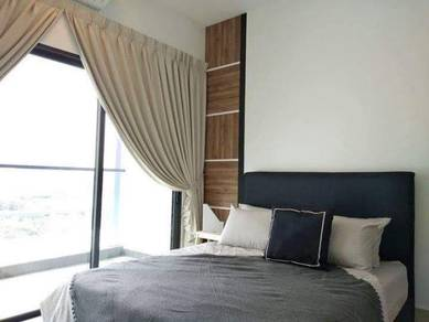 Aircon Room For Rent Walking Distance To LRT Sri Petaling/IMU College