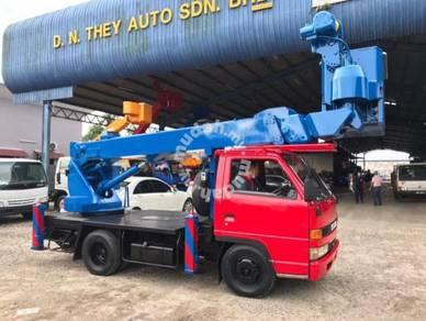 Rebuild Skylift 14 Meter