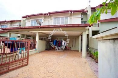 VALUE BUY Double Storey Terrace House Jln Selasih Sek U12 Shah Alam