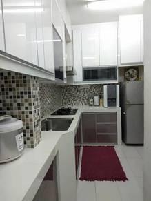 Apartment Sri Hijauan Ukay Perdana [FULLY RENO] Below Market Value