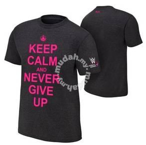WWE WWF T Shirt (John Cena Grey)