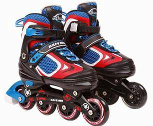 Super Hero Skate (Inline Roller Blade) Kasut Roda