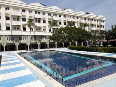 Letown Town Centre Fully Furnished apartments Kuantan 3 bedrooms