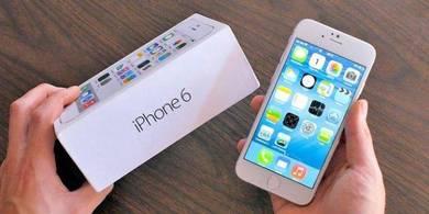 Iphone -6-16gb semua ok set ll