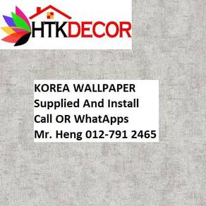 3D Korea Wall Paper with Installation 44BNW