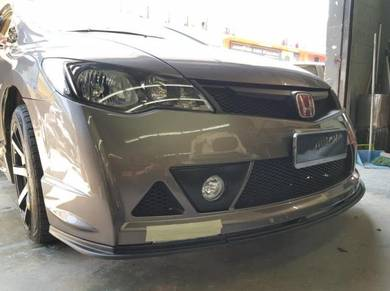 Honda Civic FD Mugen RR bodykit Front Bumper