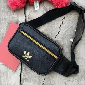 Unisex adidas waist pouchbag 3 color