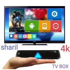 S+UHD Android tv box HD