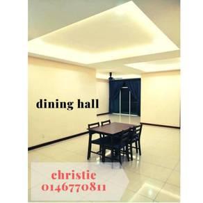 Beautiful & breezy Jing Yuen Condominium