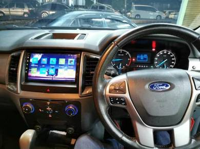 Ford ranger t7 2016 10 inch android player gps