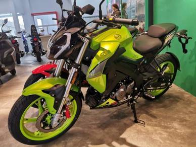 Benelli 150s new naked bike bayaran kedai 99%lulus