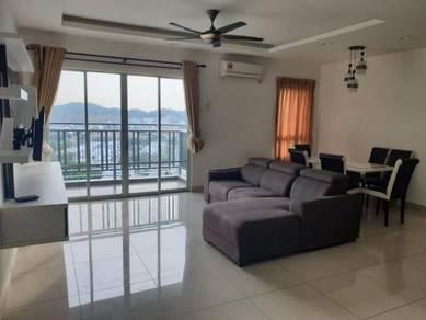 Full Loan Idaman Residence Service Apartment at Nusa Idaman BukitIndah