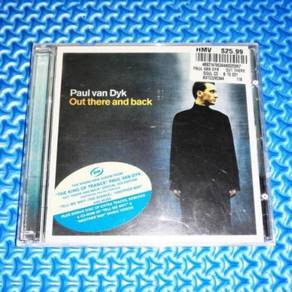 Paul van Dyk - Out There And Back 2CD [2000] CD