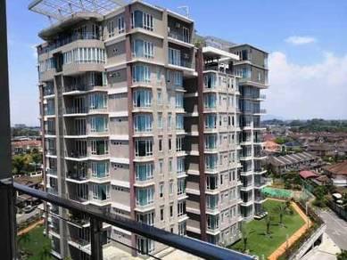 For rent - d jewel condominium, jalan sherip masahor, kuching