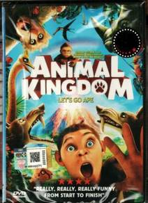 DVD ANIME Animal Kingdom Let´s Go Ape