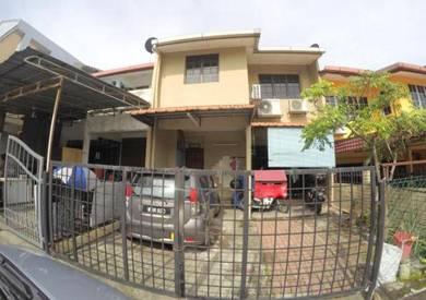 Double Storey Taman Sri Ampang, Ampang Selangor (Extended)