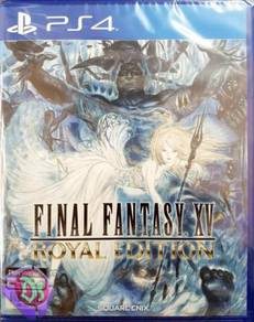 Final Fantasy XV Royal Edition - PS4 Game | R3