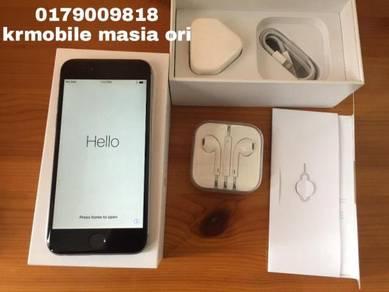 Iphone -6-64gb set ll tiptop murah seconhand