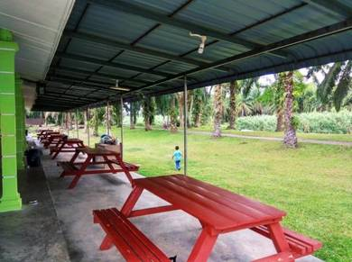 Chalet Insan dan Homestay di Kampung Gajah