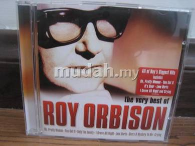CD The Very Best of Roy Orbison