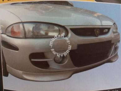 Front Bumper GTI For Wira Putra Satria