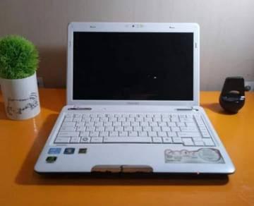 Toshiba laptop - i5/nvidia
