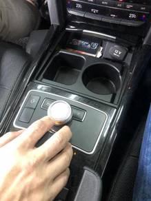 Mercedes benz w212 idrive i drive player control