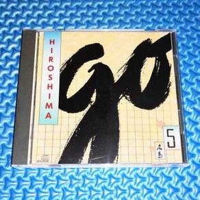 Hiroshima - Go [1987] Audio CD