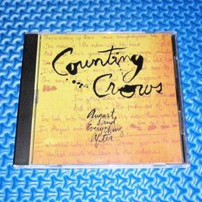 Counting Crows - August & Everything After [1993]