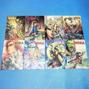 Tony Wong Anak-Anak Wira Comics Lot of 6