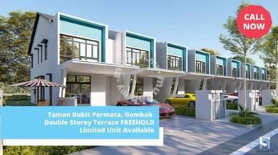 Beautiful Modern 4 bedroom 2 storey Terrace in Taman Bukit Permata