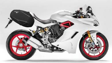 Shad E48 saddle bags for Ducati supersport s