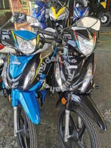 Modenas Kriss110 MR3 new 2020