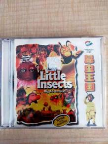 Children Animated Movie Little Insects vcd