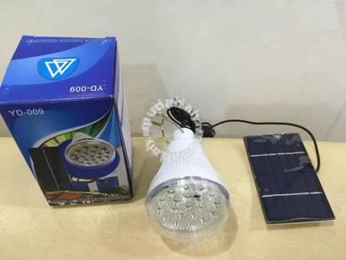 Solar home lighting