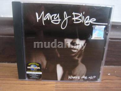 CD Mary J Blige - Whats The 411?