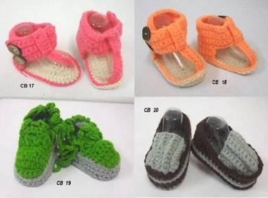 Crochet Booties - 5